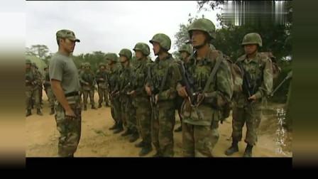 陆军特战队:新兵参加特种兵选拔,没想到一下就淘汰十个人