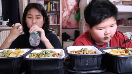 马戏便当 , 弟弟说超级好吃的速食自热米饭 (P1. 米饭便当)
