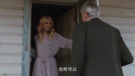 谢尔比家里有人拜访,她竟将伊丽莎白打晕,让网友惊讶