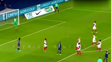 经典回顾-足球比赛,对方球队被打惨了,简直毫无还手之力!