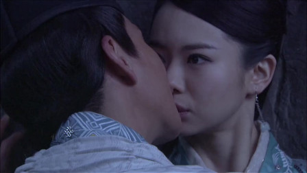 少年神探狄仁杰:亲上了!狄仁杰婉青初吻!超甜蜜