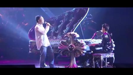 可怜的陈奕迅,花钱去看周杰伦演唱却被抓上台唱歌,真是亏大了