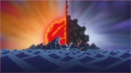 航海王:艾斯与黑胡子的对决,海贼王史上最大最恶大事件的导火线