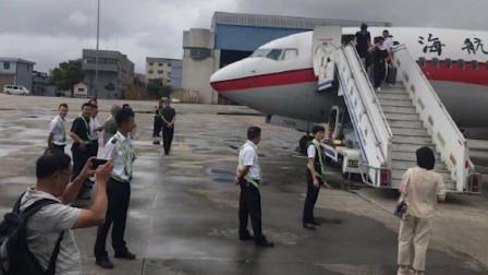 突发!上航一客机氧气面罩释放 备降在长沙黄花机场