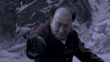杨子荣什么时候学会座山雕了,一个字!