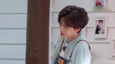 毕雯珺第一次做咖啡,大厂男孩成为小白鼠,朱正廷喝完脸变成表情包