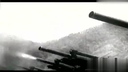 """上甘岭战役,志愿军准备了24门""""喀秋莎""""火箭,这种规模不多见"""