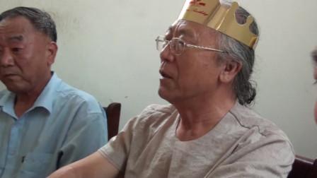 书画艺术大师周明智75岁生日纪实