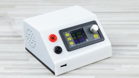 手工DIY大功率可调电源 0-48V20A恒压恒流电源组装制作