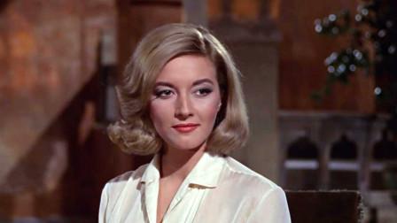 0007系列第二部,真美啊,感觉这是007系列电影里最漂亮的邦女郎了