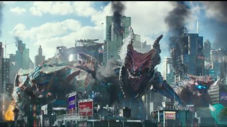 这些史前怪兽类电影你都看过吗?不愧都是大片,动作画面非常震撼,精彩万分