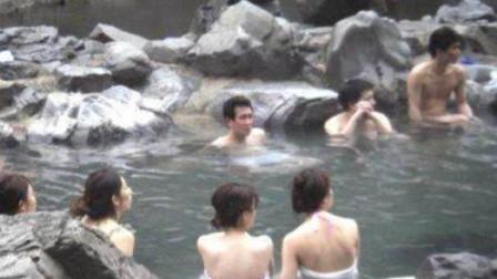 让人不禁羞红脸的日本温泉,多数游客望而却步,网友:太开放了!