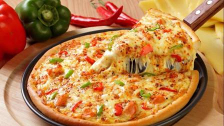 披萨怎么做?记住这些步骤,在家也能做出美味的披萨!