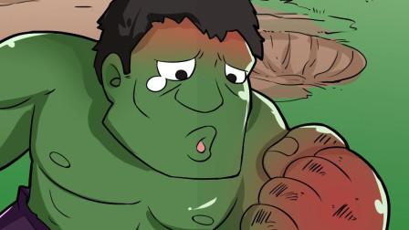 钢铁侠战衣的硬度有多高?绿巨人的行动可以表明