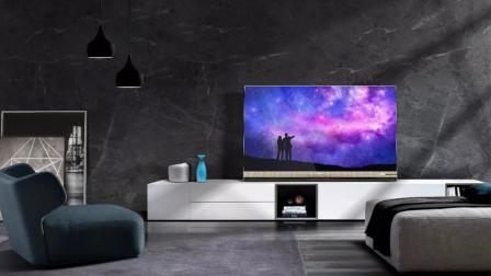 国产电视创新,全球首款观星级叠屏电视