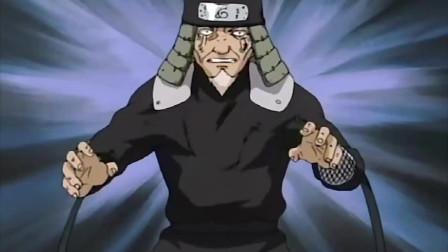 火影:三代火影要使用大蛇丸从未见过的超强忍术!大蛇丸开始兴奋了!