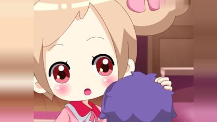 《小花仙》:安琪儿女神,库库鲁伸手:夏安安?从床上掉下去了!