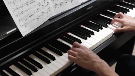 钢琴曲:贝多芬《致爱丽丝》,可能是全世界最著名的钢琴曲之一