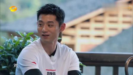 张继科:只要刘国梁站在那不说话,我就觉得我能赢!
