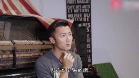 谢霆锋被问王菲和张柏芝谁身材好?他用一句话回答的很机智