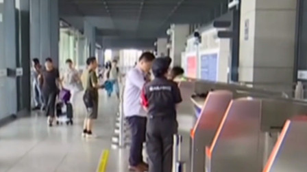 人脸识别拦下可疑男子,失信人员想乘坐高铁,冒用他们身份被拘