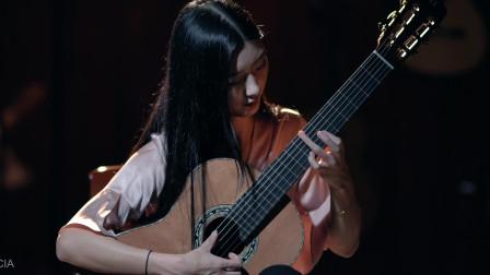 古典吉他 | 樊菲儿与你夜下共舞《华尔兹三号》巴利奥斯(Finger金牌讲师)