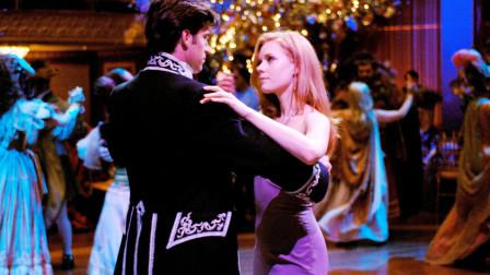 3分钟看完美国浪漫穿越电影《魔法奇缘》
