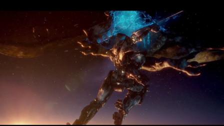 裸眼3D《环太平洋2》怪兽卷土重来,四大机甲决战东京街头