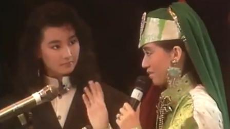 二十世纪最后一个金针奖得主,梅艳芳斩获殊荣,成为时代巨星