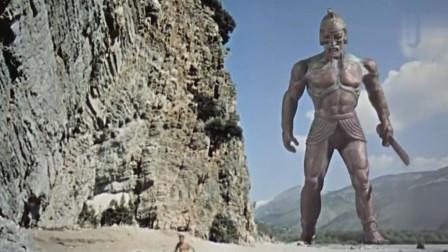 巨大的神雕像复活,一群人被其疯狂,这下真是要惨了!