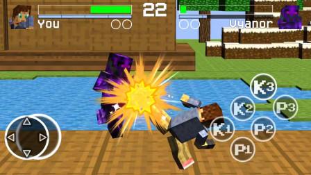 我的世界动画-MC街霸-02-Kids Gamer