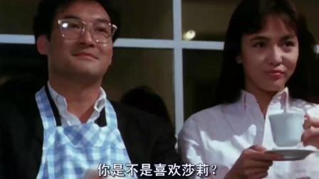 男子把霰弹枪当机关枪用,疯狂报复自己的仇人,这才叫香港动作戏