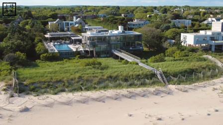 壕无止境:美国纽约州滨海豪宅欣赏