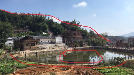 广东山区有名的风水宝地村,是名师千里寻龙找到的,出了不少人才