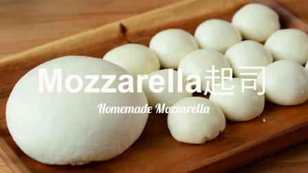 自制新鲜 Mozzarella 起司 怎么可能不好吃!