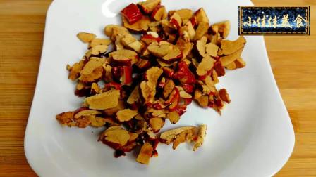 美食制作,红糖开花馒头在家做,和面比例介绍详细,松软香甜有嚼劲,超好吃