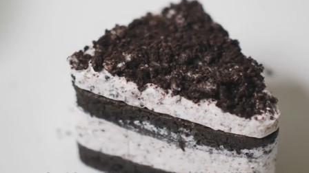 喜欢吃蛋糕?不用到外面买,教你怎么做奥利奥提拉米苏