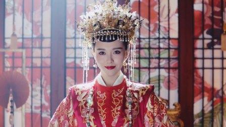 最美不过出嫁时,为君十里铺红妆,一生一世一双人!太幸福