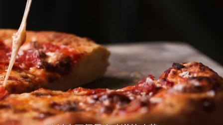 意大利最出名的玛格丽特披萨,爱吃披萨的你,嘴馋了吗?