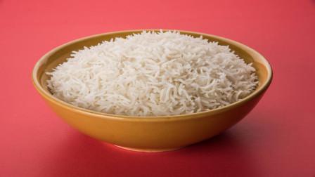 印度的大米煮熟以后,为什么都是分散的呢?今天算长见识了