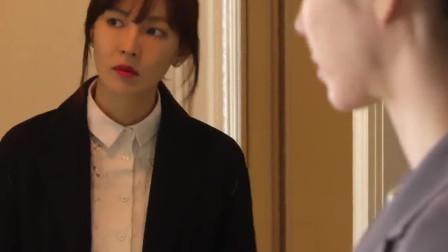 美女参观秘书的住房,发现豪华奢侈自己远比不上她