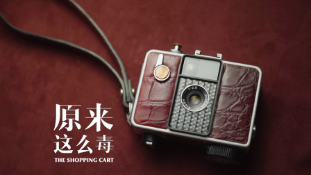 蒙皮改造,让你的老胶片相机焕然一新! :原来这么毒 14集
