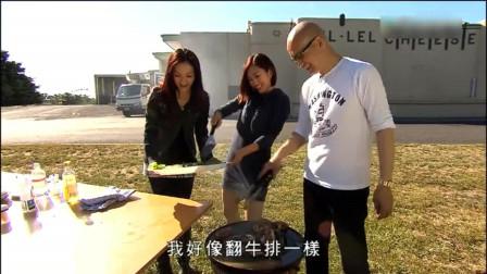 香港大厨帜哥煮美食,醸蘑菇,芝士烟肉醸茄子,美味