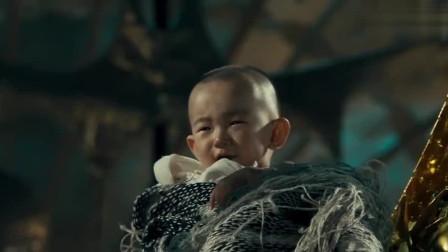 《封神传奇》彩蛋,中了逆生咒的姜子牙退化成婴儿,最终boss是他