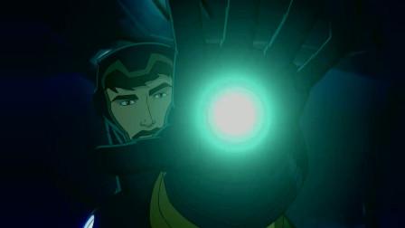 黑暗复仇者联盟大集合黑暗美队最神秘,没人看过他本人!