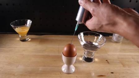 小伙为做镓蛋竟用了一颗真鸡蛋,看到成品后,网友:不亏!