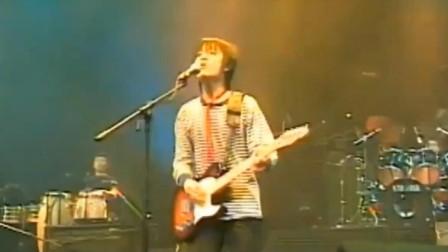 94摇滚中国乐势力,魔岩三杰-何勇《非洲梦》