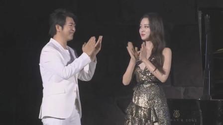迪士尼中国首映礼上郎朗夫妇婚后首秀!四手联弹传世经典曲庆祝