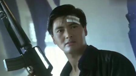 英雄本色3:英雄救美我只服小马哥,当他拿起枪时,你已经输了!