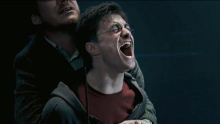 《哈利波特与凤凰社》魔法大战来到,邓波利多和伏地魔正面对决